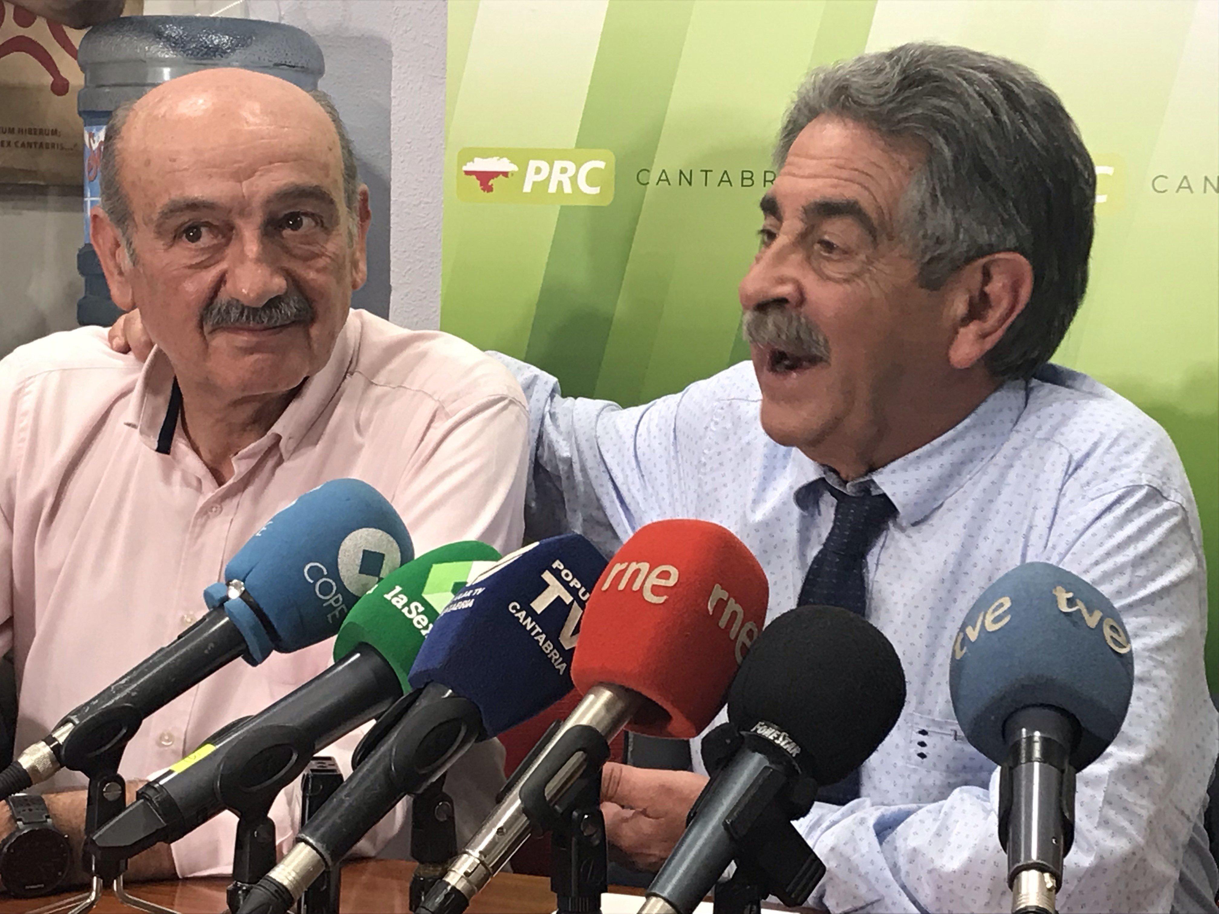 """El PRC vota """"sí"""" a los presupuestos con ERC y Bildu"""