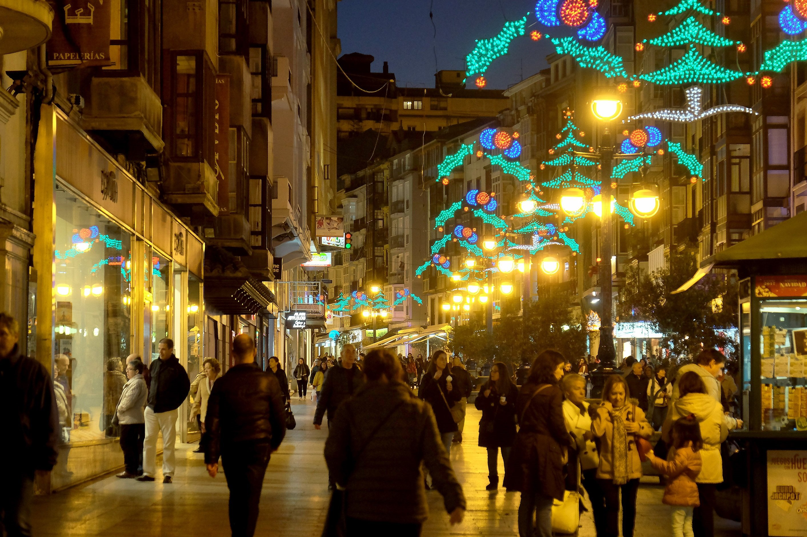 """Cantabria en Navidad estará """"siempre en el margen para la seguridad"""""""