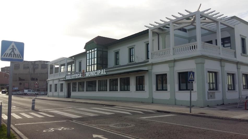 Camargo inaugura este sábado la nueva biblioteca de Cros, que abrirá el lunes 2