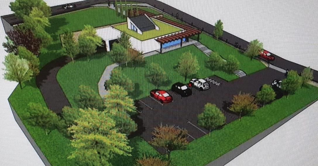 Santillana aprueba el anteproyecto para construir un tanatorio junto al cementerio