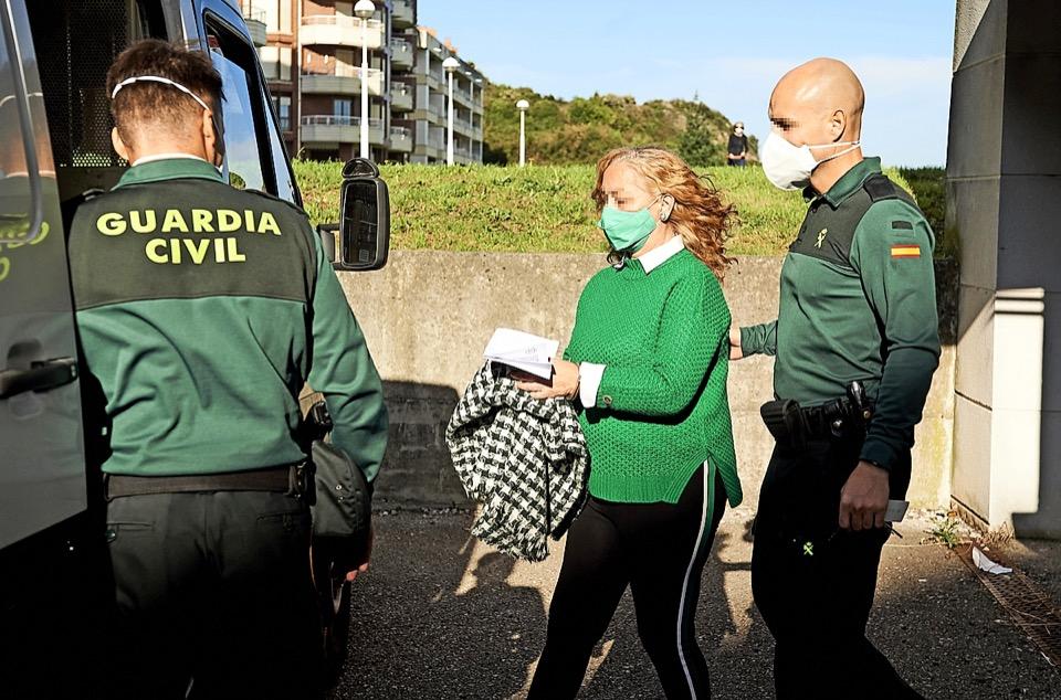 La Justicia devuelve su vivienda a la acusada del crimen del cráneo de Castro Urdiales