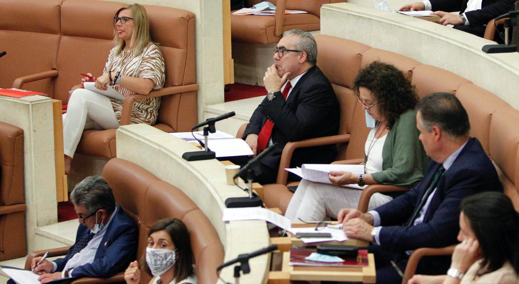"""'Cantabria (Re) Activa' """"es un absoluto escándalo"""""""