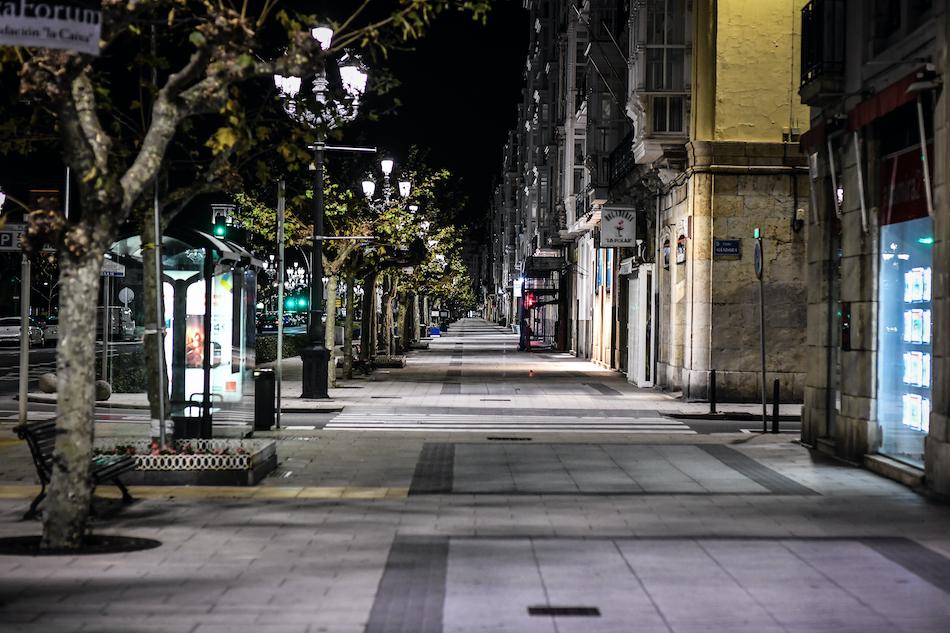 Cantabria prorroga hasta el 11 de diciembre el toque de queda nocturno