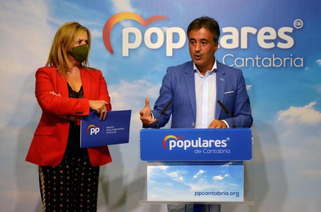 El PP denuncia que más de 5000 cántabros no han percibido el Ingreso Mínimo Vital