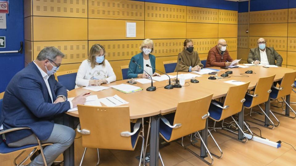 La Junta rechaza la propuesta del reparto de fondos en concepto de formación