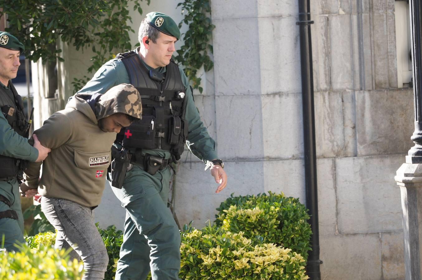 El juicio al acusado del primer crimen machista 2019 se prevé en abril