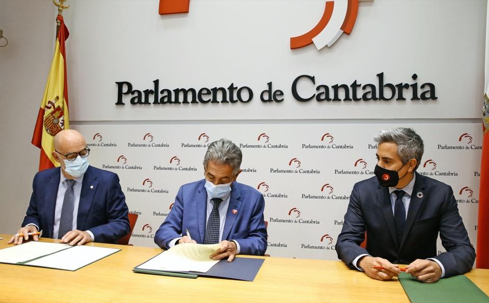 Cs votará a favor del PRC-PSOE tras el acuerdo