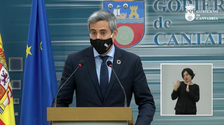 Cantabria suma un fallecido y suben los hospitalizados