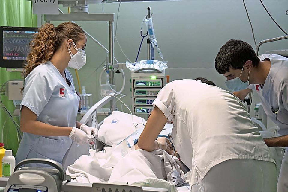 Tres fallecidos y 151 casos por coronavirus en Cantabria