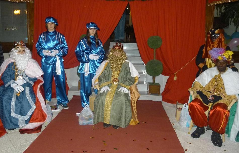 Los Reyes Magos recibirán a los niños el 5 de enero en Suances