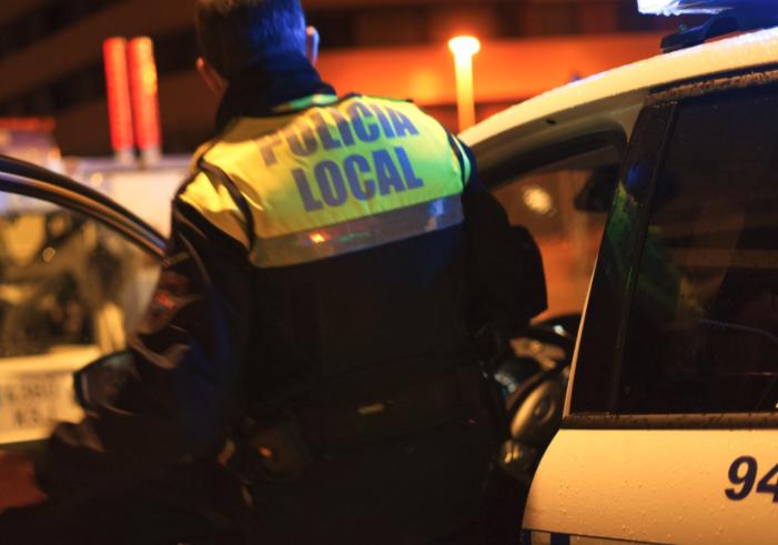 Nuevo positivo entre los policías de Castro, que suman 6 afectados por la Covid