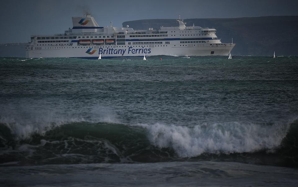 Uno de los nuevos buques ecológicos de la compañía Brittany Ferries llevará el nombre de 'Santoña'