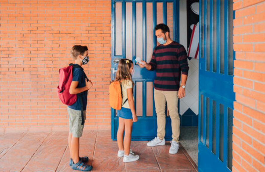 Cinco nuevas aulas con todos sus alumnos en cuarentena en Infantil y Primaria