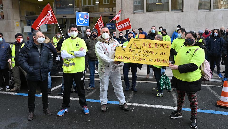 """CCOO denuncia represalia de Ambuibérica que señala el """"nulo"""" seguimiento de la huelga"""