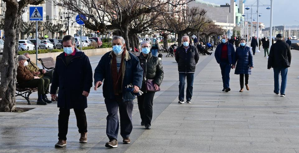 Suben a 185 los casos nuevos en Cantabria aunque bajan los hospitalizados