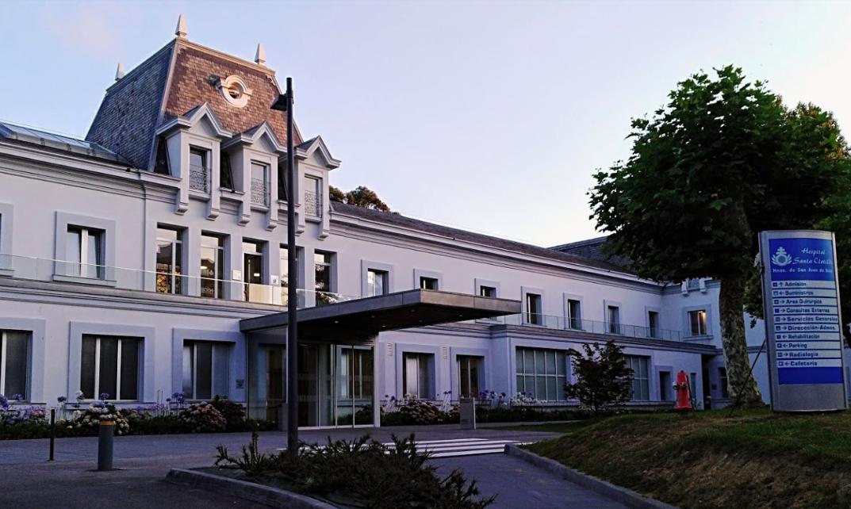 El Hospital Santa Clotilde con un brote de 25 casos de coronavirus