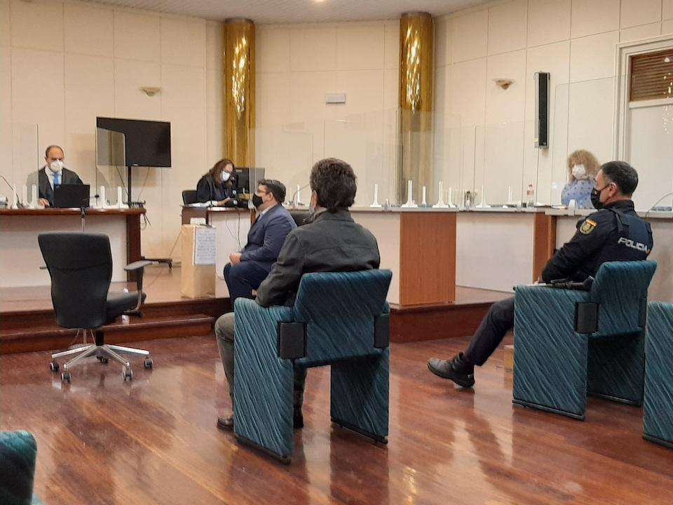 El 'fugitivo de Turieno' pide la nulidad del juicio por entrar la Guardia Civil en su casa sin autorización