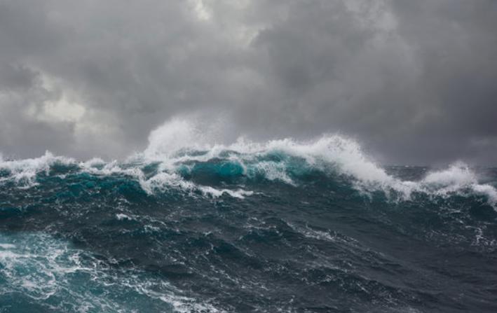 La alerta naranja por temporal marítimo y viento en Liébana continúa