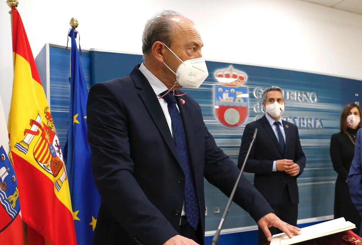 """Javier López Marcano viene a """"sumar esfuerzos"""" y continuar lo de sus antecesores"""