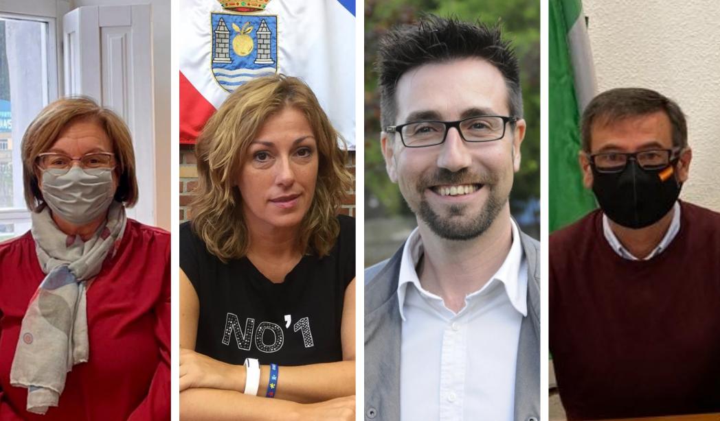"""Los alcaldes de los municipios confinados: «Estamos viviendo un momento sanitario duro"""""""