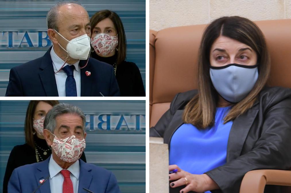 """El relevo de Marcano viene a relucir los fracasos industriales de Revilla, """"como las supuestas minas de Zinc"""""""