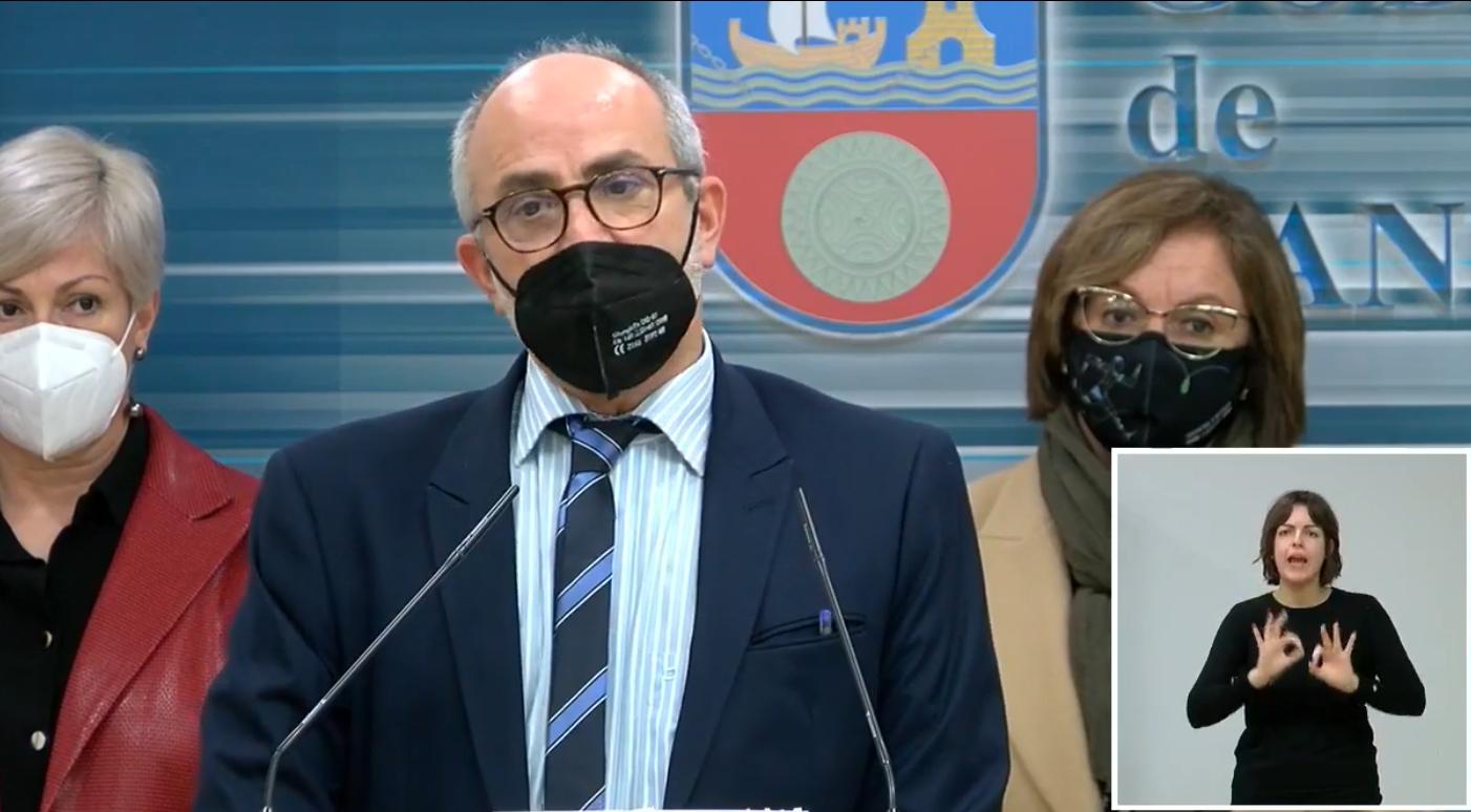 🔴 Directo, rueda de prensa para anunciar las medidas en los municipios afectados