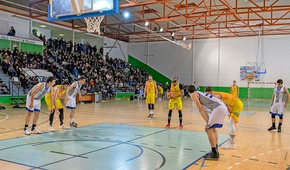 El Cantbasket supera al Filipenses