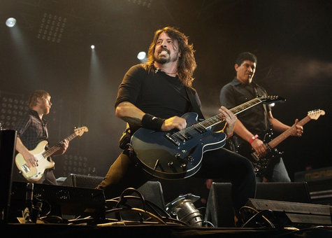 Foo Fighters. / E. Press