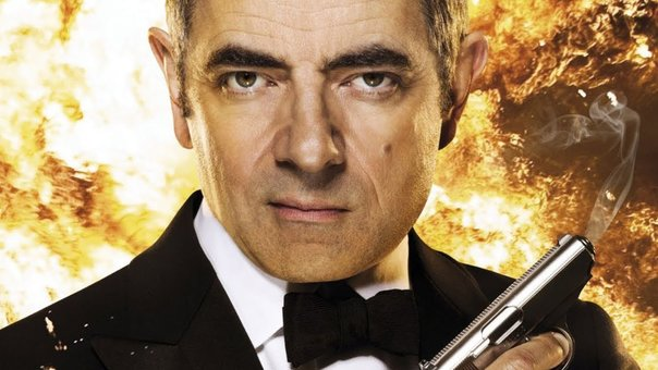 Johnny English: De nuevo en acción, Ana y Bruno y Diana, ya en cines