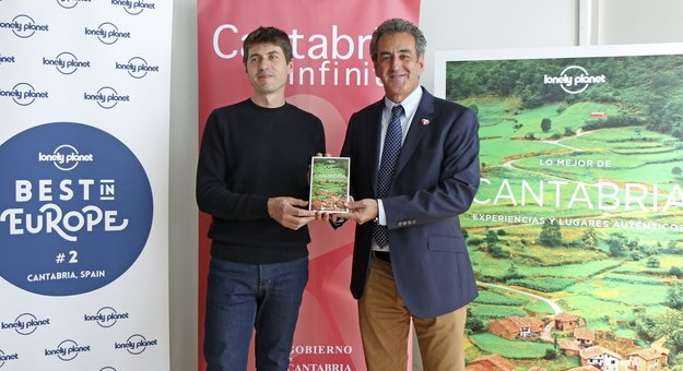 "Lonely Planet exhibe una Cantabria ""espectacular"""