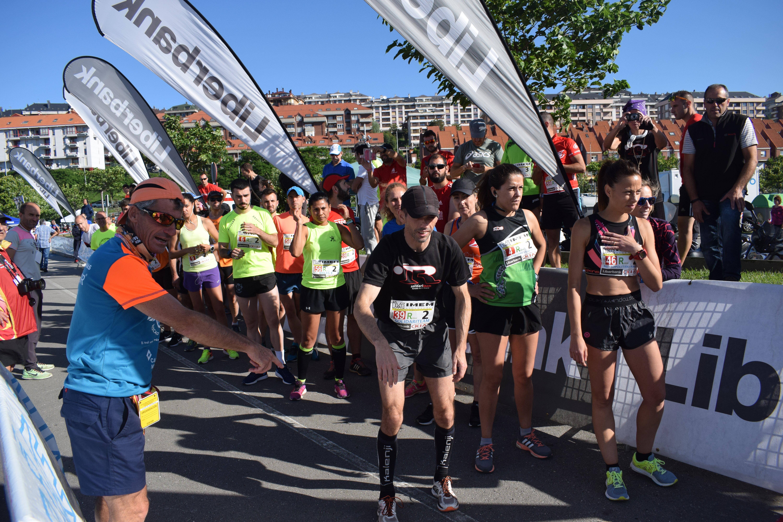 ASICS  Atletismo Frontera popular