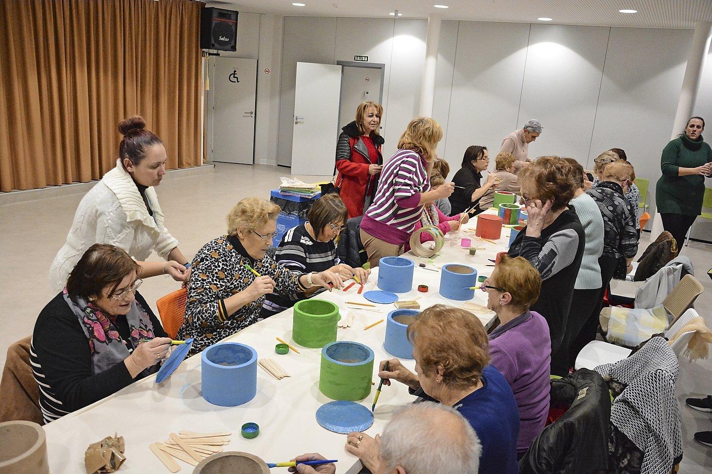 Cultura reanudará el próximo lunes los talleres para adultos en Boo