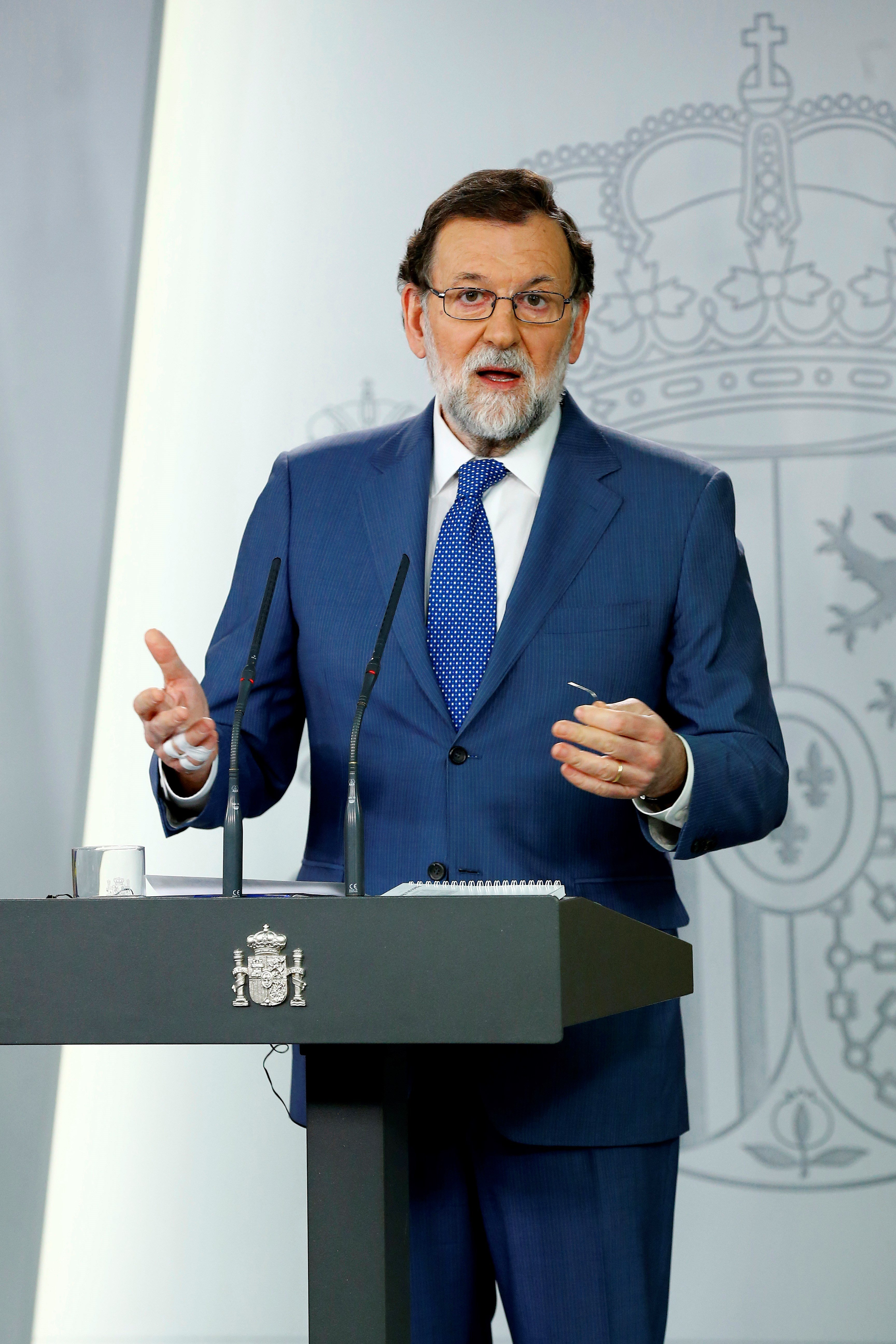 España considera legítimo y proporcionado el ataque de