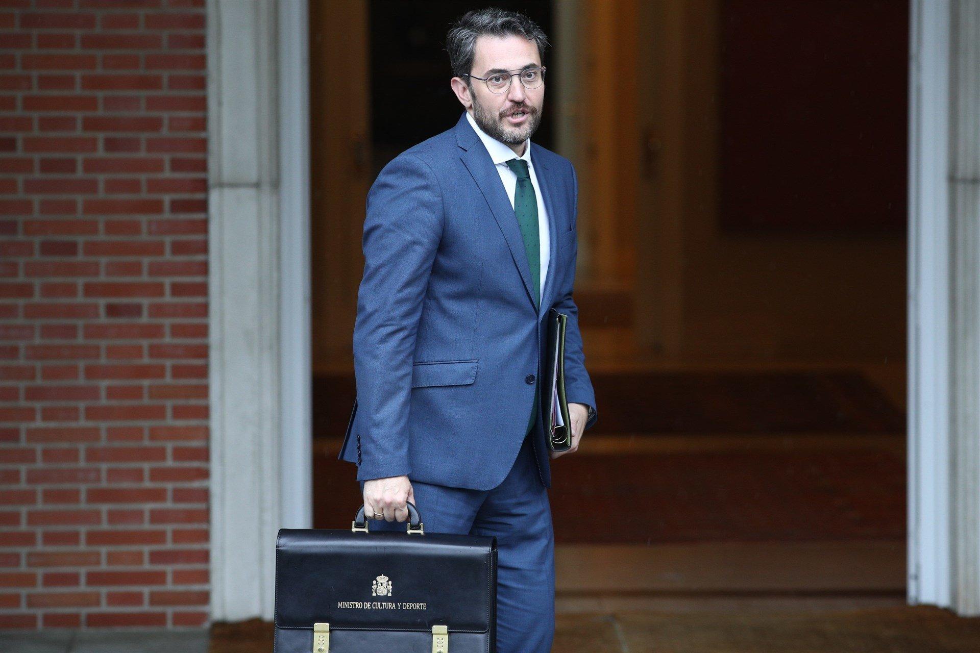 Vicente del Bosque rechaza ser secretario de Estado para el Deporte