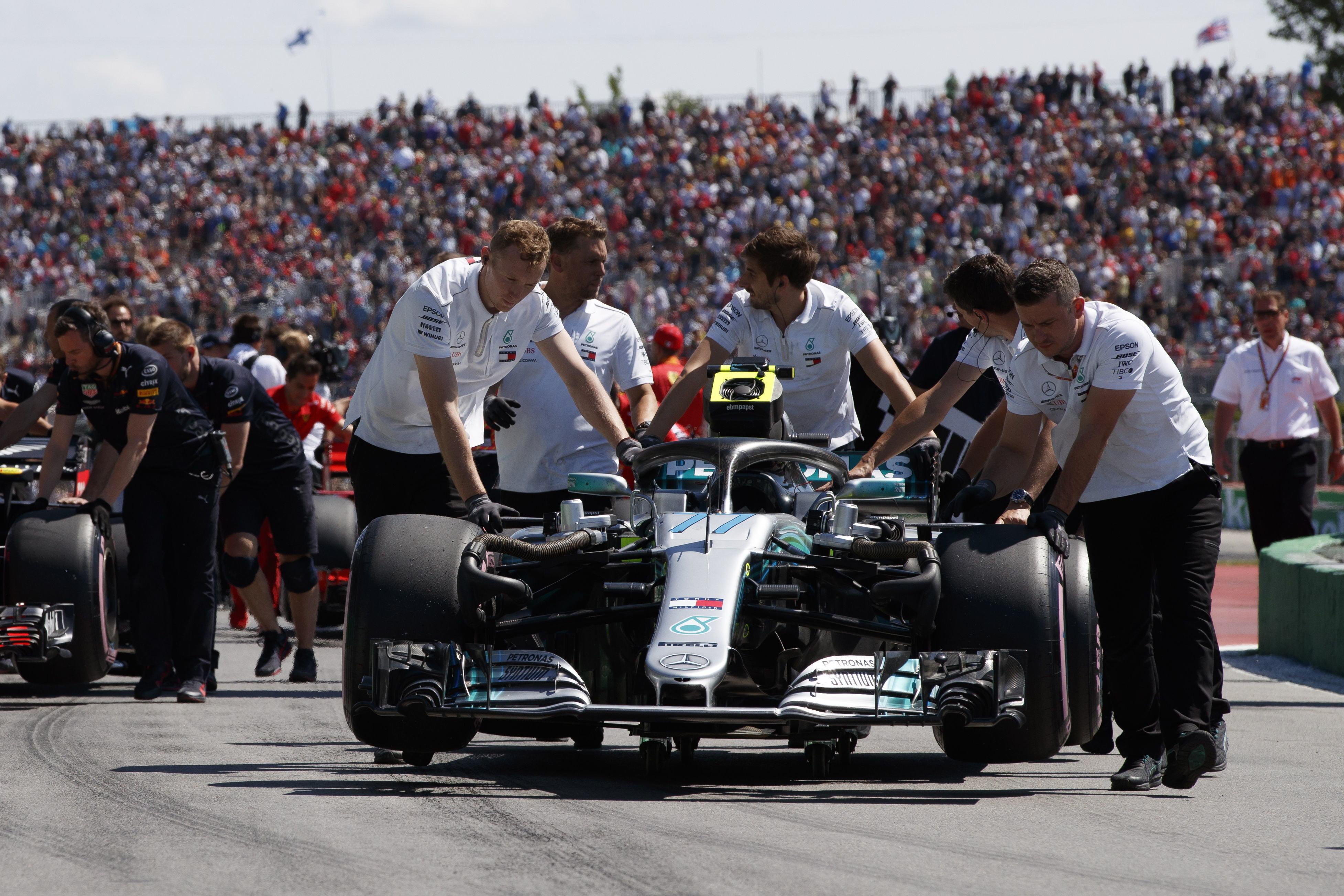 Vettel domina Canada y mira a todos desde arriba