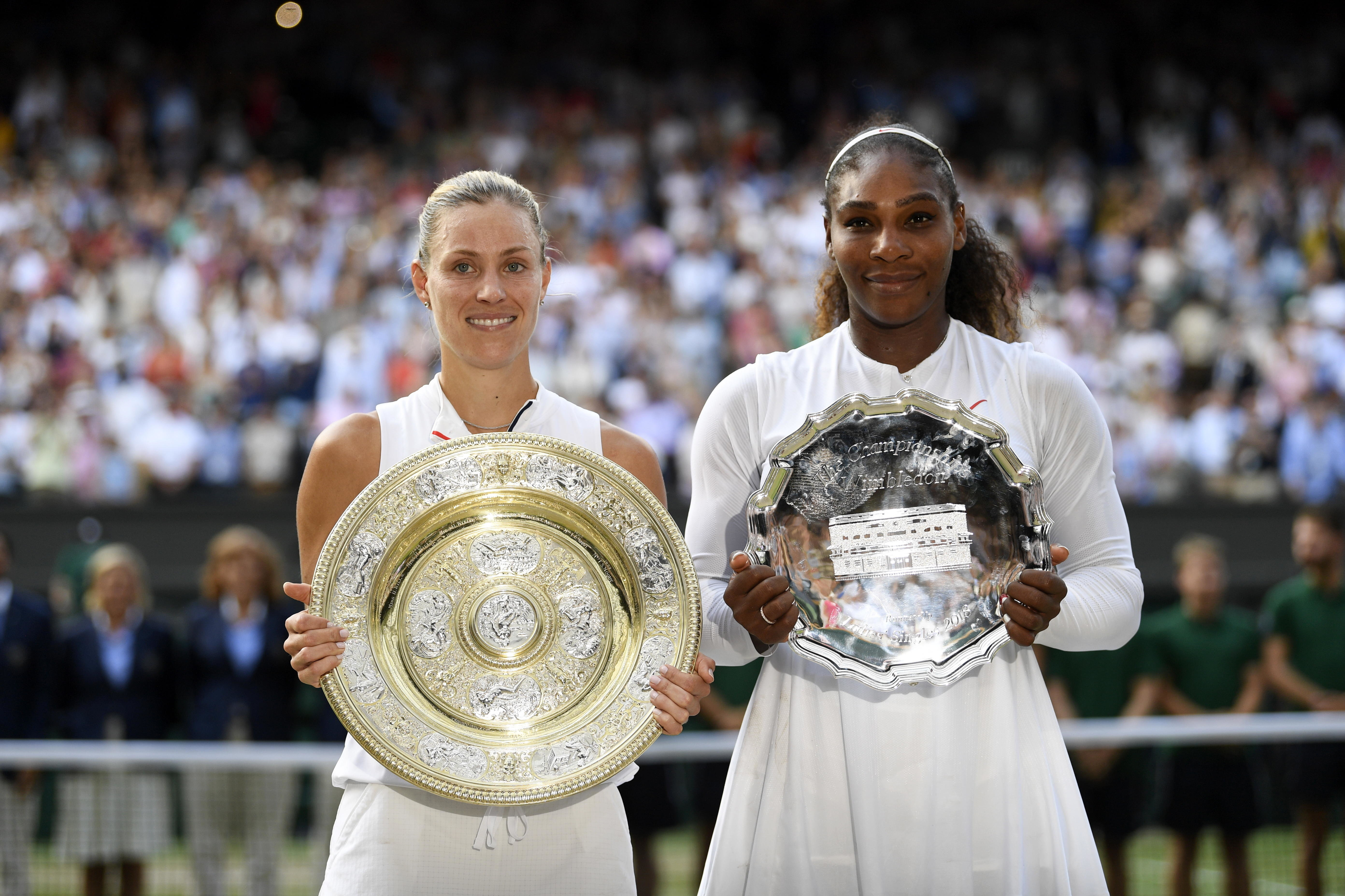 Kerber Serena Williams