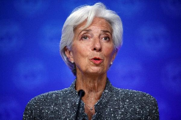 Christine Lagarde. / EFE
