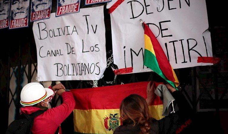 La OEA llama a la repetición de elecciones en Bolivia