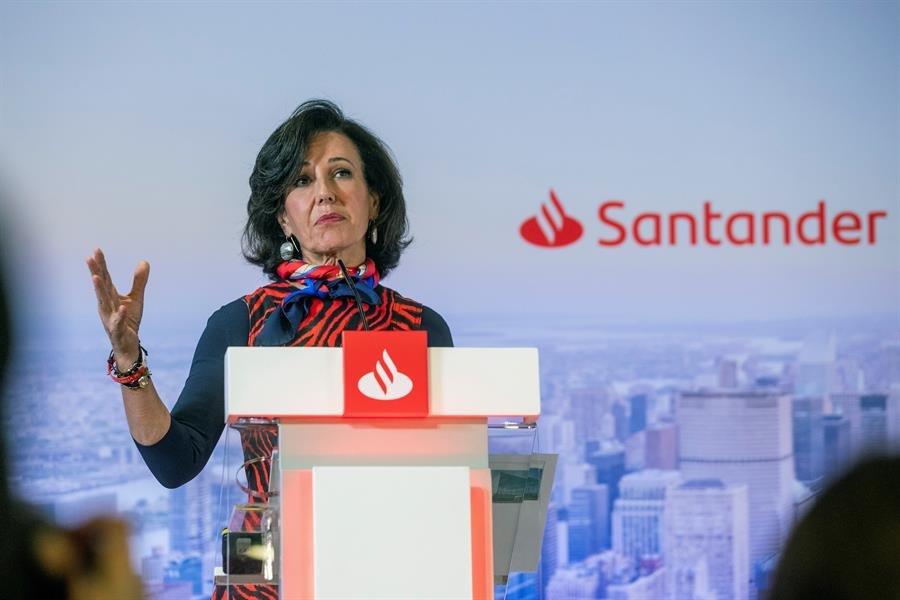 Santander refuerza su capital y compensa con Latinoamérica los negocios europeos