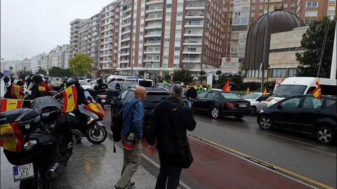 La justicia permite la manifestación de Vox para este sábado en Salamanca