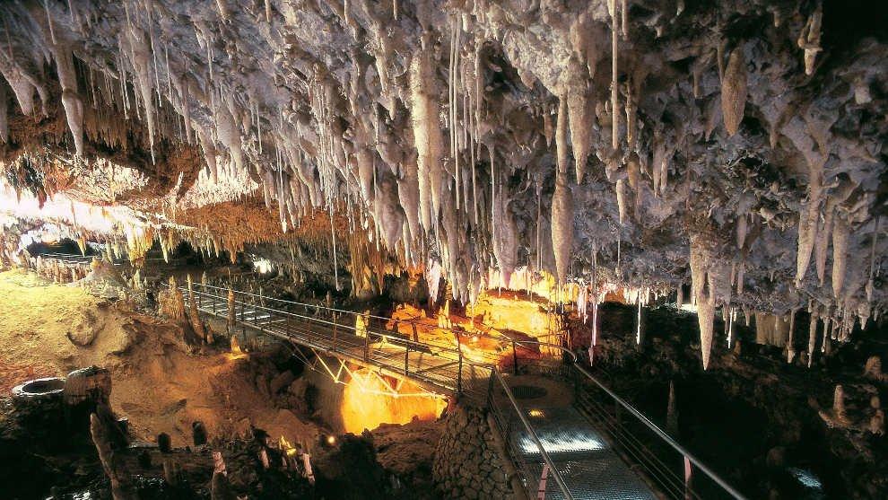 La Cueva De El Soplao Reabre Las Visitas Turísticas