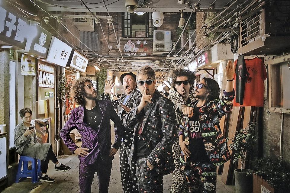 """Billy Boom Band y """"La vida es sueño"""", esta semana en el Palacio de Festivales - Alerta"""