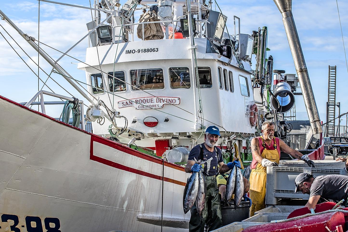 Este fin de semana será el turno de los pescadores