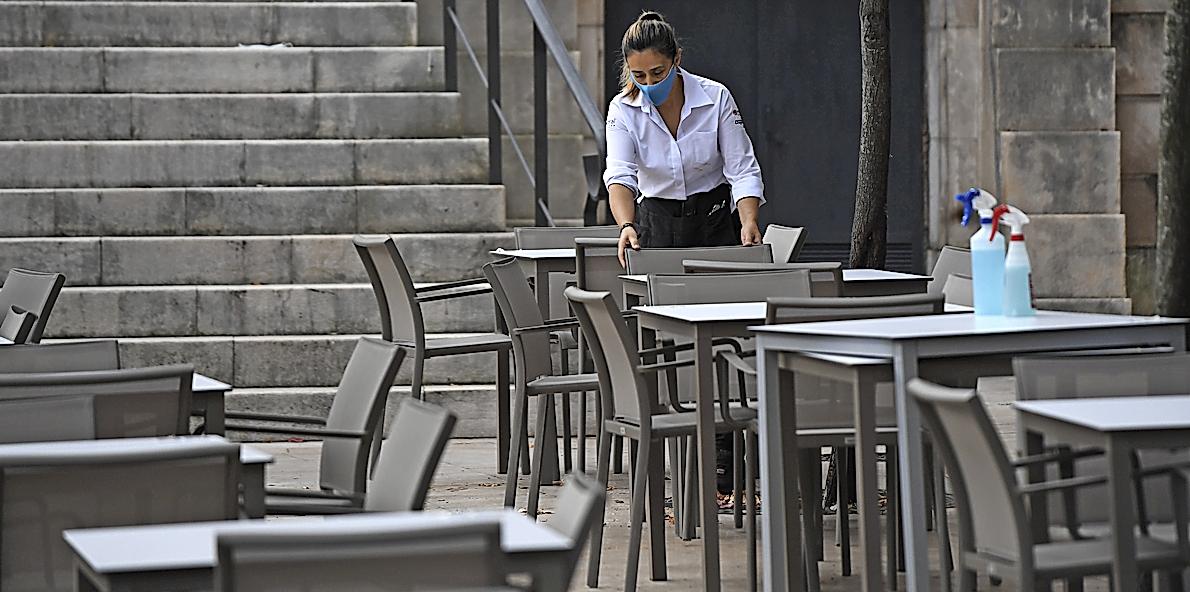 empleo, restaurante