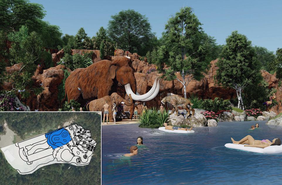 El futuro proyecto parque acuático de Sierrallana ya ha costado 40.000 € a los cántabros