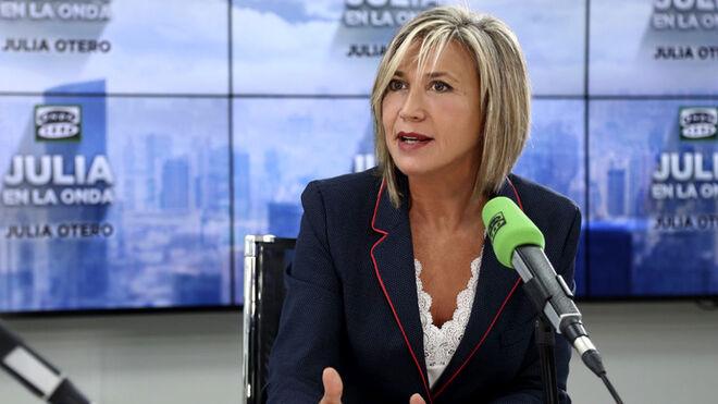 Julia Otero anuncia que padece cáncer y se aparta temporalmente de Onda Cero