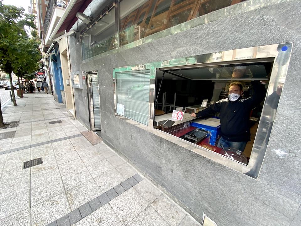 La Hostelería cántabra podrá abrir el interior la próxima semana con aforo reducido