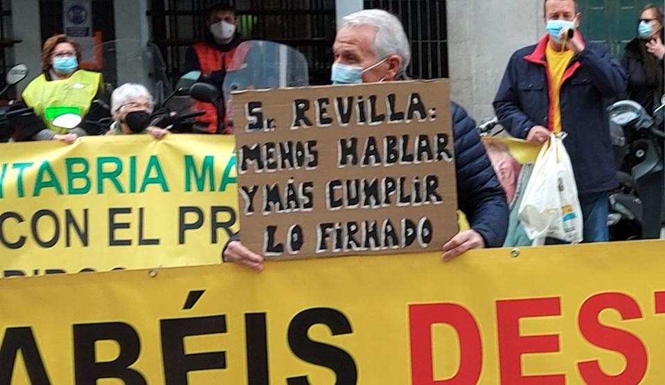 """AMA tacha a Revilla de """"mentiroso"""" y le exige que cumpla los acuerdos"""