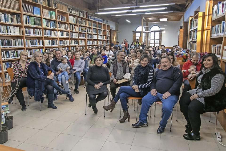 Polanco fomenta la natalidad  con ayudas de 600 euros por bebé