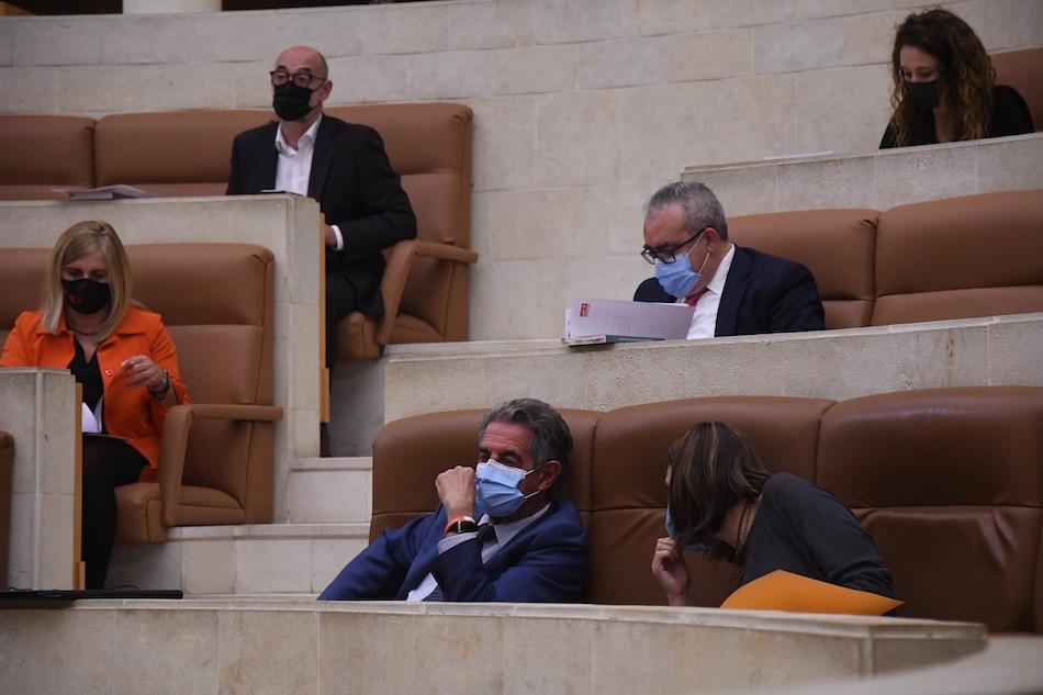 """Palacio acusa a Hernando del PRC de tener """"dos sociedades opacas"""""""